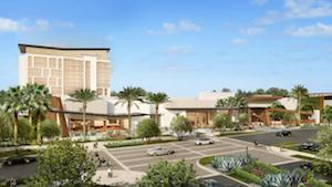 Station gets OK to build Vegas casino