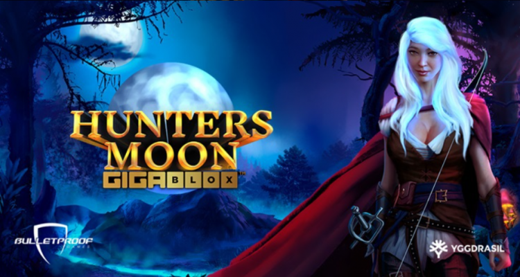 Yggdrasil and Bulletproof Games announce new Hunter Moon GigaBlox just in time for Halloween season