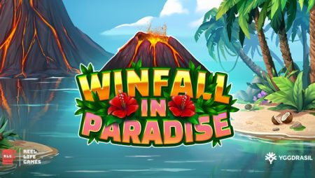 Yggdrasil releases new island-themed online slot Winfall in Paradise from new YG Masters partner Reel Life Games