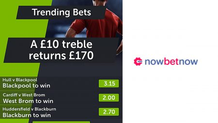 Automatic, real-time 'Popular Now' Trending Bet suggestions delivered by NowBetNow
