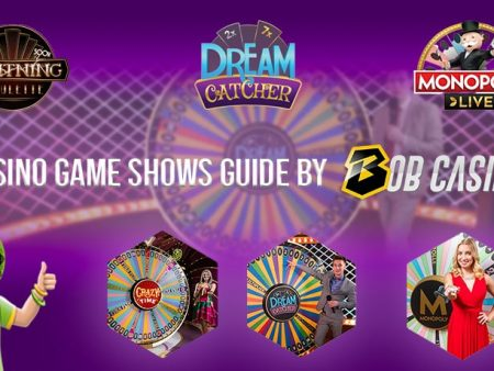 Live Casino Game Shows Guide: Best Games, How to Play & More