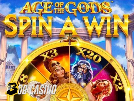 Age of the Gods: Spin A Win Review (Playtech)