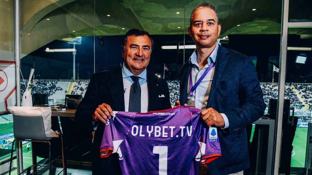 ACF Fiorentina Announces Betting Partnership with OlyBet