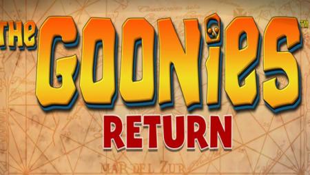 Blueprint Gaming announces new online slot game The Goonies Return