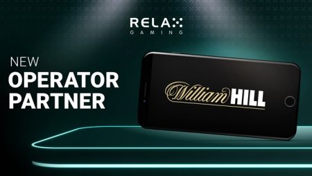 Relax Gaming significantly boosts UK presence; signs new content partnership deal with William Hill
