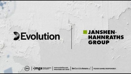 Evolution Gaming Group AB inks deal to enter Netherlands iGaming market