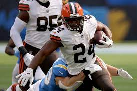 Cleveland Browns' Nick Chubb Ruled out for Sunday's Game vs. Arizona Cardinals