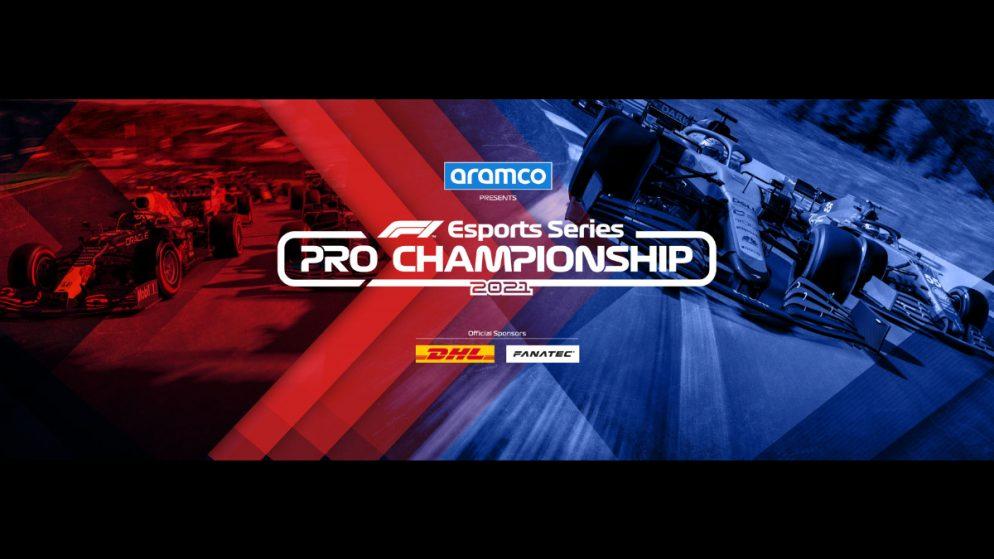 2021 F1 Esports Series Pro Championship – Virtual Press Conference