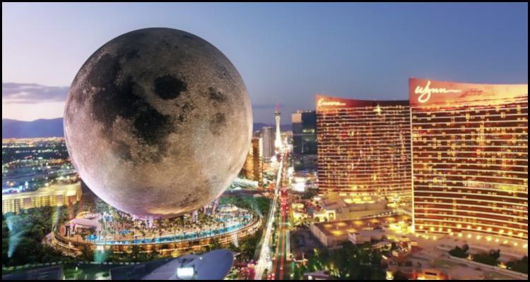 Prestigious planetary proposition for the Las Vegas Strip