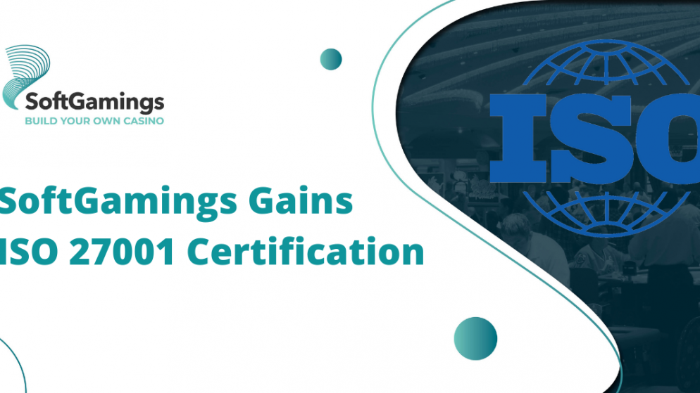 SoftGamings Gains ISO 27001 Certification