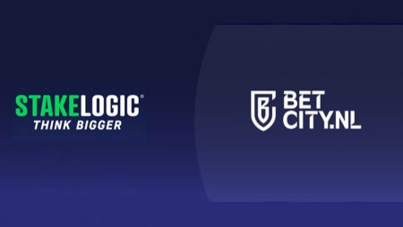 """Stakelogic signs """"key partnership"""" content deal with BetCity in Netherlands newly opened online gambling market"""