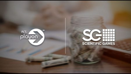 Scientific Games Corporation inks deal to buy PlayOn cashless solution