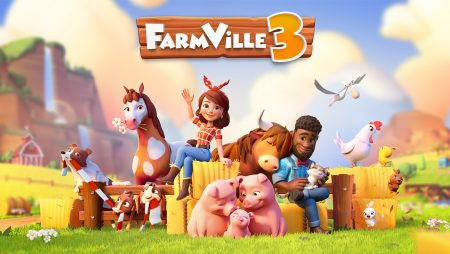 Zynga Opens Pre-Registration for FarmVille 3 Ahead of November 4, 2021 Launch