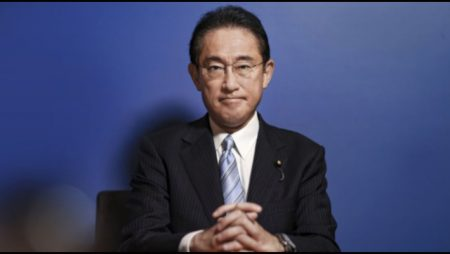 Casino friend Fumio Kishida in line to be the next Prime Minister of Japan