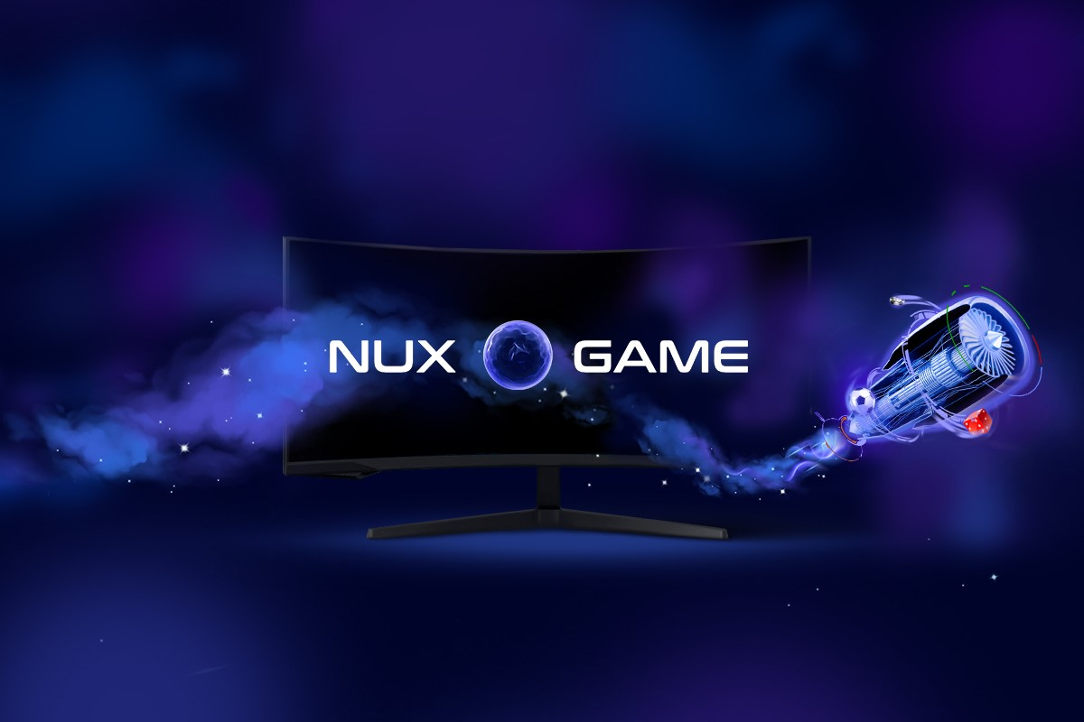 NuxGame Re-launches its iGaming Platform