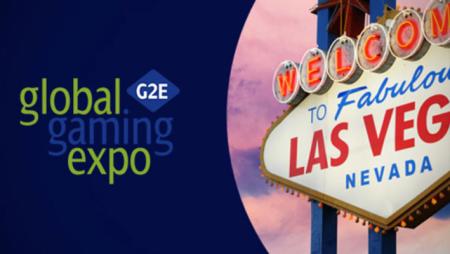 Global Gaming Expo (G2E) begins this week in Las Vegas