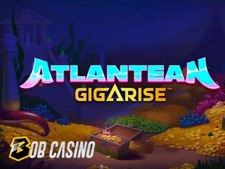 Atlantean Gigarise Slot Review (Yggdrasil)