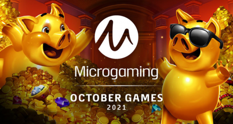 Microgaming reveals exciting new online slot titles coming this October