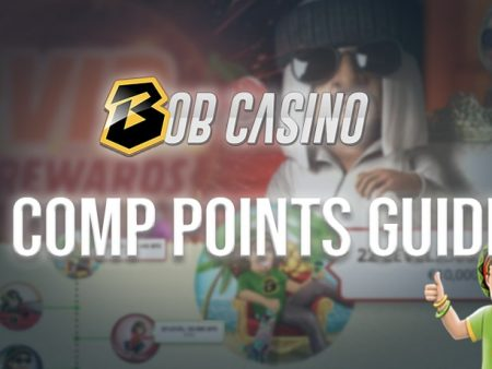Bob Casino Comp Points — The More You Play, the More You'll Win