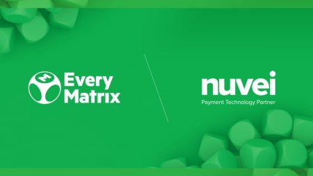 EveryMatrix inks U.S. payments agreement with Nuvei