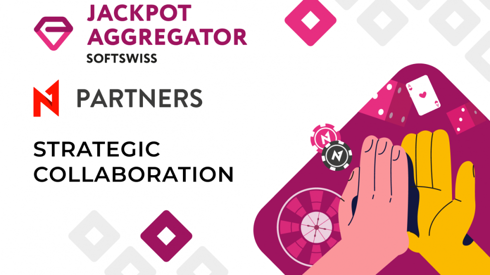 SOFTSWISS Jackpot Aggregator announces its first partnership with N1 Partners Group