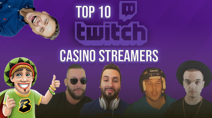 These Are the Top 10 Twitch Casino Streamers (Summer 2021)